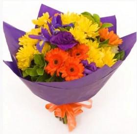 Gėles su užsakymu į namus