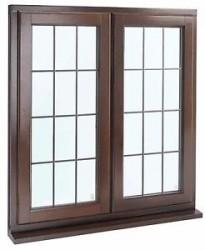 Mediniai langai gera kaina
