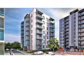 Parduodami nauji butai Vilniuje Naujamiestyje