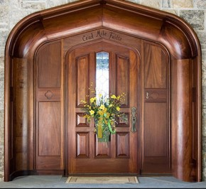 Medines durys