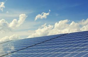 Parama saulės elektrinei