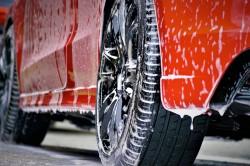 Raudona mašina